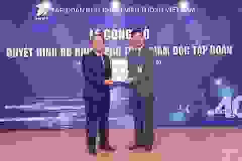 Tập đoàn VNPT bổ nhiệm 2 Phó Tổng Giám đốc mới
