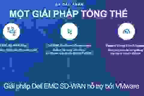 Hiện đại hóa mạng lưới với giải pháp đột phá SD-WAN từ Dell Technologies
