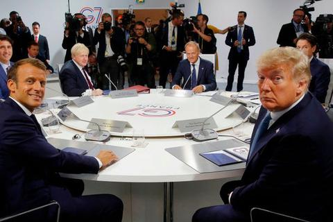 Các đồng minh của Mỹ đồng loạt cứng rắn với Trung Quốc