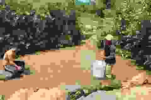Hơn 10.000 người dân ở huyện miền núi Nam Đông đang thiếu nước sạch
