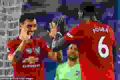 Paul Pogba bất ngờ đồng ý ký hợp đồng 5 năm với Man Utd
