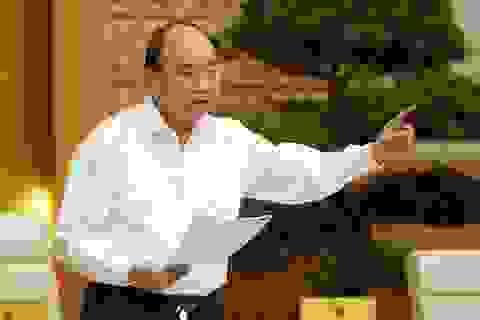 Thủ tướng làm Trưởng đoàn, trực tiếp đi kiểm tra giải ngân vốn đầu tư công