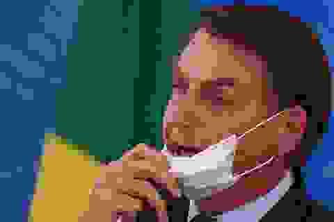 Tổng thống Brazil tiếp tục dương tính với SARS-Cov-2