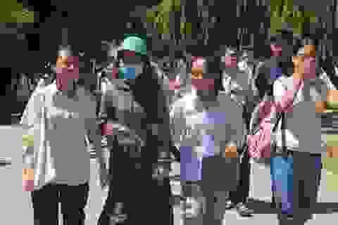 Thanh Hóa: 1 thí sinh bị đình chỉ thi Văn do mang điện thoại vào phòng thi