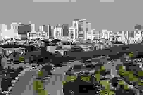"""Phát triển """"đô thị xanh"""" trong lòng Thành phố Hồ Chí Minh"""
