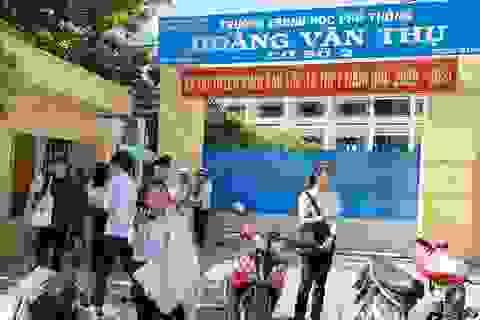 Khánh Hòa: Đề tiếng Anh vừa sức, kết thúc kỳ thi vào lớp 10 không chuyên