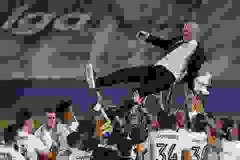 """Real Madrid vô địch La Liga: """"Chiếc đũa thần"""" của HLV  Zidane"""