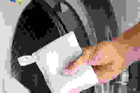 Túi giặt thay thế bột giặt - Xu hướng giặt giũ thông minh