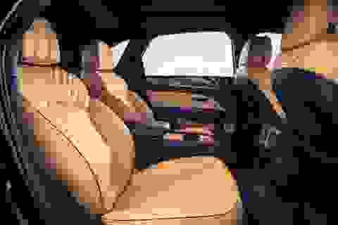 Bentley giới thiệu phiên bản 4 chỗ của Bentayga 2021