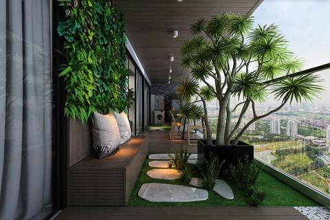 Chuỗi BĐS sinh thái thông minh mang thương hiệu Sunshine Homes