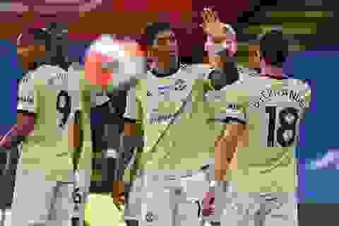 Crystal Palace 0-2 Man Utd: Rashford, De Gea ghi dấu ấn