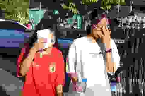 """Hôm nay, gần 900 thí sinh bắt đầu """"giành vé"""" vào trường THPT Chuyên Hà Tĩnh"""