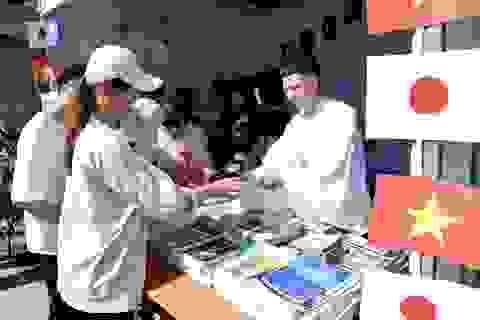 Học sinh, sinh viên Đà Nẵng giao lưu văn hoá Việt - Nhật