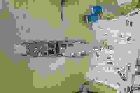 Việt Nam ủng hộ Trung Quốc 100.000 USD khắc phục hậu quả mưa lũ