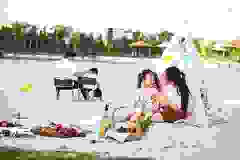 """""""Thành phố picnic"""" 36 ha hấp dẫn giữa lòng Sài Gòn"""