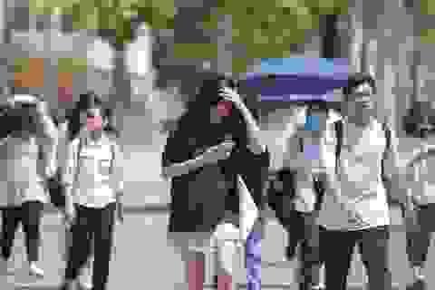 Đề thi Văn lớp 10 của Hà Nội: Vừa sức với học trò nhưng chưa có sự mới mẻ
