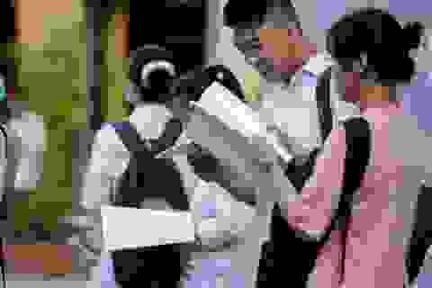 """Thi lớp 10 Hà Nội: Thí sinh dễ đạt điểm cao với tác phẩm """"Viếng lăng Bác"""""""
