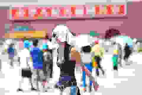 Sau lũ lụt lịch sử, Trung Quốc đối mặt nắng nóng nghiêm trọng