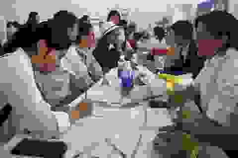 Bình Định: Hơn 2.000 sinh viên dự Ngày hội việc làm 2020