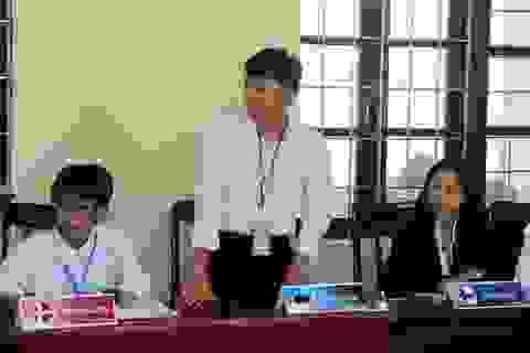 Gần 200 học sinh tham gia hội nghị mô phỏng Liên Hợp Quốc tại Phú Yên