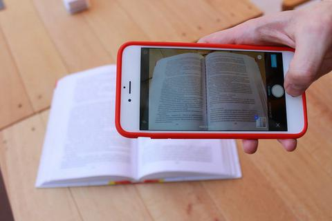 """Những ứng dụng biến smartphone thành máy scan để """"số hóa"""" ảnh, tài liệu"""