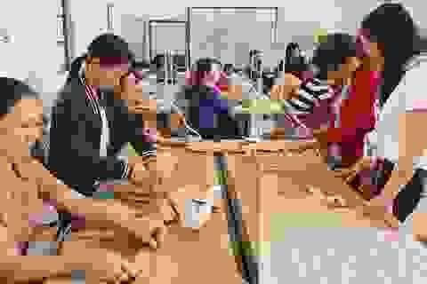 Covid-19 khiến đào tạo cho lao động nông thôn gặp khó