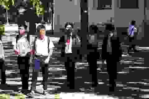 Hôm nay, hơn 13 nghìn thí sinh Đà Nẵng thi vào lớp 10 công lập
