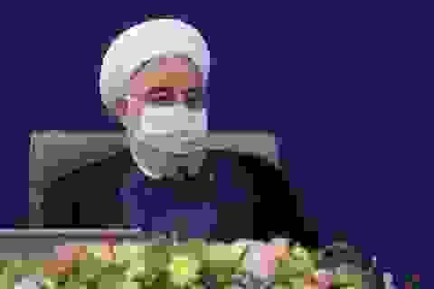 Tổng thống Iran nói 25 triệu dân mắc Covid-19