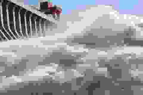 Trung Quốc cảnh báo lũ lớn hơn ở hạ nguồn đập Tam Hiệp