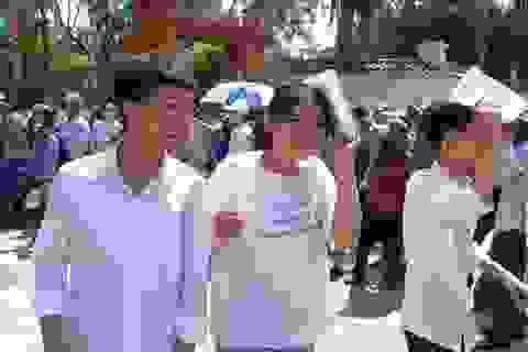 Nghệ An công bố điểm thi vào lớp 10 THPT: Thủ khoa ở huyện Quỳnh Lưu