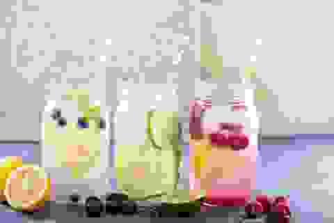 Nắng nóng - có nên uống nhiều hơn ăn?