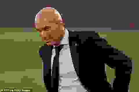 HLV Zidane nói điều bất ngờ sau khi giúp Real Madrid vô địch