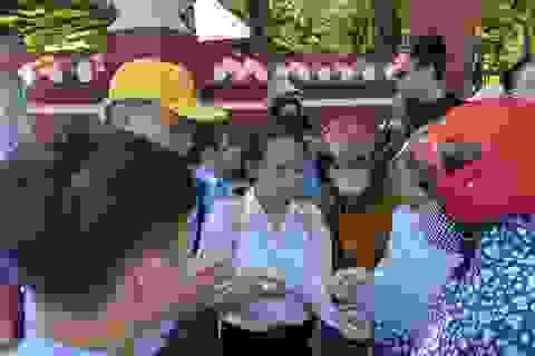 """Thi lớp 10 tại Thừa Thiên Huế: Đề Ngoại ngữ ít đánh đố, dễ """"ăn"""" điểm"""