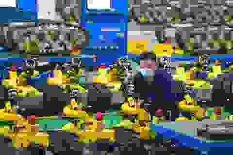 Nghi vấn Trung Quốc làm giả số liệu tăng trưởng GDP quý II