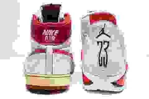 Đôi giày thể thao của Michael Jordan sẽ được bán đấu giá hơn 12 tỷ đồng