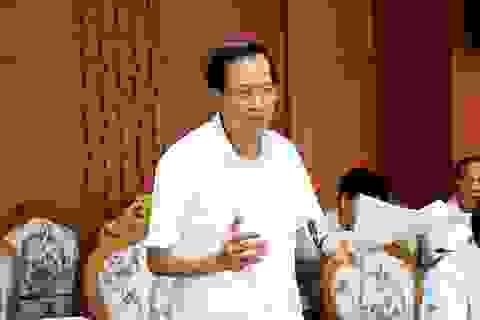 Bộ trưởng Đào Ngọc Dung: Cần giải quyết ngay hồ sơ người có công tồn đọng
