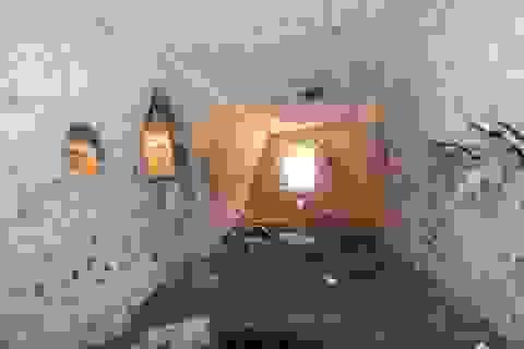 Phát hiện những căn phòng bí ẩn ở Ai Cập