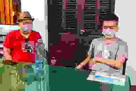 Báo cáo Bộ Công an vụ 21 người Trung Quốc lưu trú bất hợp pháp