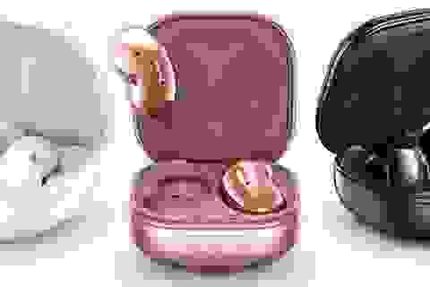Lộ ảnh tai nghe không dây với thiết kế hình hạt đậu độc đáo của Samsung