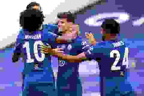 Man Utd 1-3 Chelsea: De Gea, Maguire liên tiếp mắc sai lầm