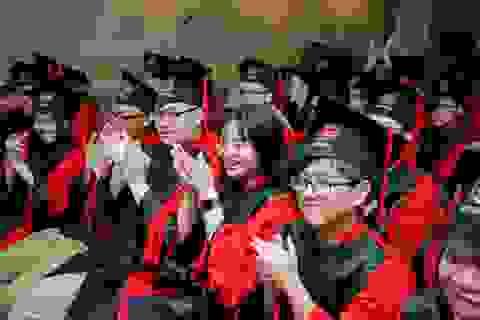 14 học sinh nhận học bổng du học tại Anh, Mỹ, Hà Lan và Hàn Quốc