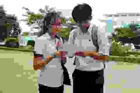 Đắk Lắk: Đề thi Văn vào lớp 10 bàn về nắm bắt cơ hội cho bản thân