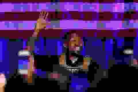 Ca sĩ Kanye West chính thức vận động tranh cử tổng thống Mỹ