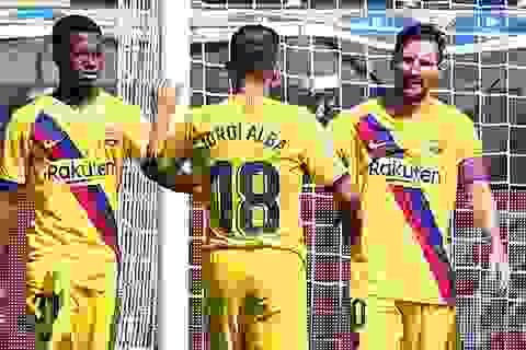 Messi lập hàng loạt kỷ lục ấn tượng trong ngày hạ màn La Liga