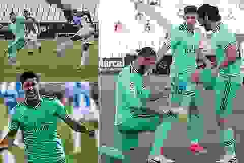 Real Madrid đứt mạch trận toàn thắng ở vòng cuối cùng La Liga