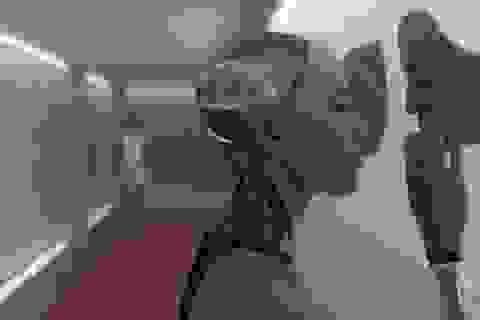"""Robot tương lai sẽ có làn da nhân tạo """"siêu nhạy cảm"""""""
