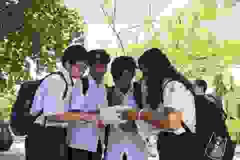 Phú Yên: Đề thi Văn vào lớp 10 đề cập bản lĩnh vượt thử thách