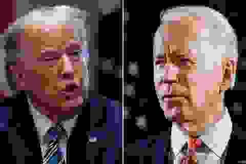Tổng thống Trump nói ông Biden không đủ năng lực lãnh đạo