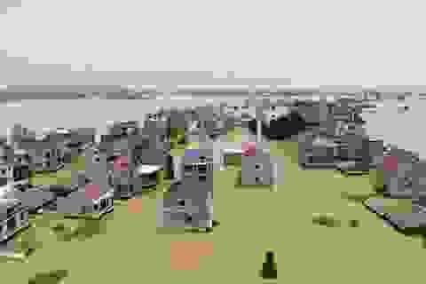 Trung Quốc nâng cảnh báo lũ ở sông Hoài lên mức cao nhất