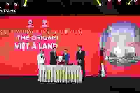 Việt Á Land ký kết hợp tác phân phối chiến lược dự án Vinhomes Grand Park